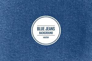 Jeans Textur Hintergrund Vektor Design Illustration