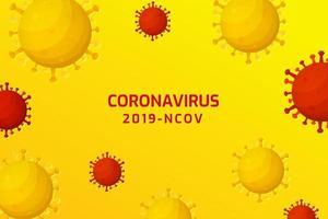 Virusinfektion oder Hintergrund von Bakterienzellen.