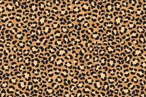 Leopardenmuster. Gepardenhaut. Tierdruck.