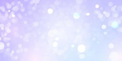 abstraktes Unschärfelichtelement, das für dekorativen Bokeh-Hintergrund verwendet werden kann. vektor