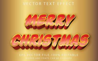 texteffekt god jul