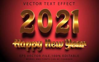 texteffekt gott nytt år