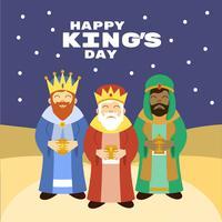 Kings Day Clip Art vektor