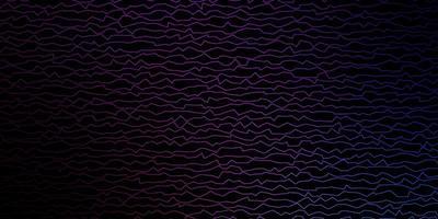 mörkrosa, blå vektormall med sneda linjer.
