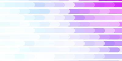 hellvioletter Vektorhintergrund mit Linien. vektor