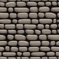 Rock nahtlose Muster Vektor Design Illustration
