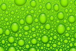 Wassertropfen Hintergrund Vektor Design Illustration