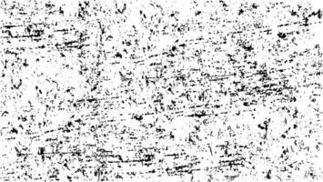 Schwarzweiss-Schmutz-Schwarzweiß-abstrakter Vektorhintergrund vektor
