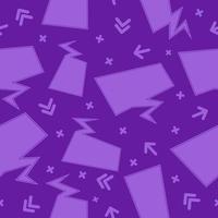 komiska pratbubblor seamlees mönster mall vektor