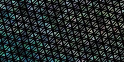 ljusblå vektor konsistens med triangulär stil.
