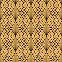 nahtloses Muster des Art-Deco-Vektors vektor