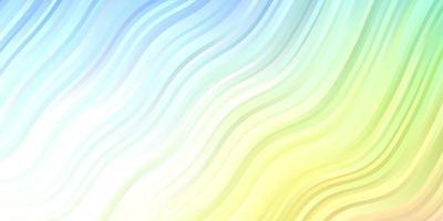 leichte mehrfarbige Vektorschablone mit schiefen Linien. vektor