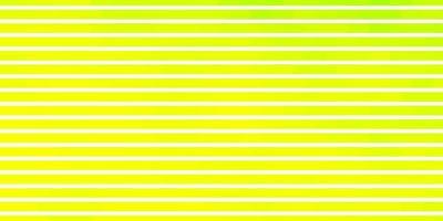 hellgrüne, gelbe Vektorschablone mit Linien.