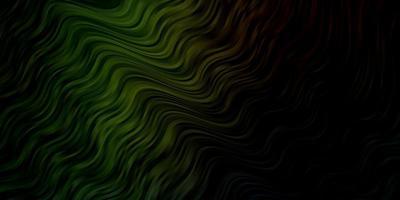 mörkt flerfärgat vektormönster med sneda linjer.