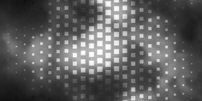 ljusgrå vektor bakgrund med rektanglar.