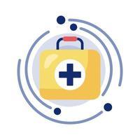 ikon för medicinsk kit