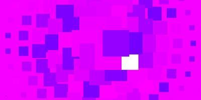 ljuslila vektorlayout med linjer, rektanglar.