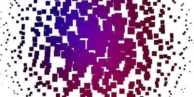 ljusrosa, blå vektorbakgrund i polygonal stil.