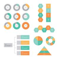 Datavisualisering vektor