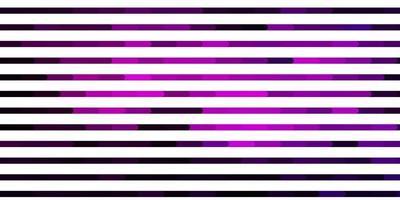 dunkelrosa Vektorhintergrund mit Linien.
