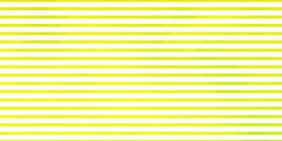 hellgrüne, gelbe Vektorbeschaffenheit mit Linien.