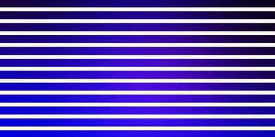 hellrosa, blaue Vektorschablone mit Linien. vektor