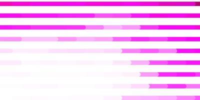 ljusrosa vektor bakgrund med linjer.