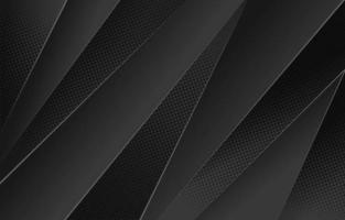 abstrakter schwarzer Hintergrund vektor