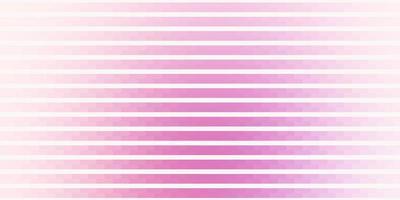 ljusrosa vektormall med linjer.