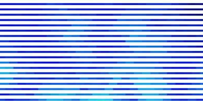 ljusblå vektorlayout med linjer.