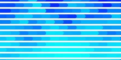 ljusblå vektorlayout med linjer. vektor