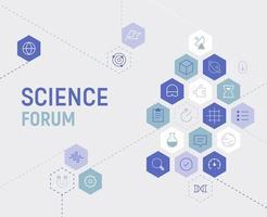 vetenskap forum affisch.