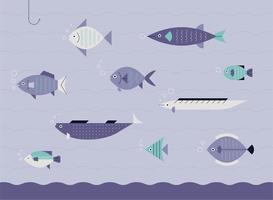 under havet
