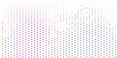 ljusrosa, blå vektorstruktur med skivor.
