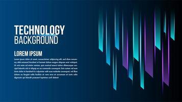 abstrakte Hintergrundtechnologie Hochgeschwindigkeitsrennen für den Sport vektor