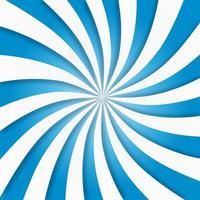 abstrakter Sunburst-Musterhintergrund. Starburst-Strahl vektor