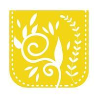 hängende dekorative Ikone der mexikanischen Girlande