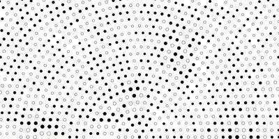 dunkelvioletter Vektorhintergrund mit Punkten.