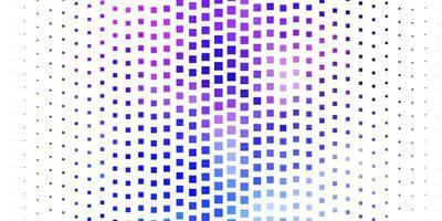 mörk flerfärgad vektorbakgrund med rektanglar.