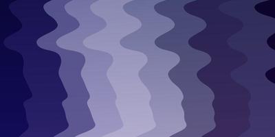 hellvioletter Vektorhintergrund mit Kreisbogen.