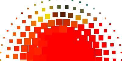 ljus flerfärgad vektorlayout med linjer, rektanglar.