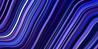 hellviolette Vektorschablone mit Linien.