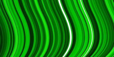 hellgrüne Vektorschablone mit schiefen Linien.