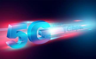 hoch Geschwindigkeits Internet vektor