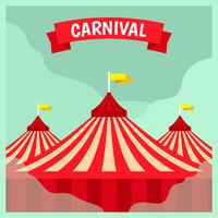 Karneval Poster Vorlage