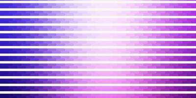 ljus lila, rosa vektor bakgrund med linjer.