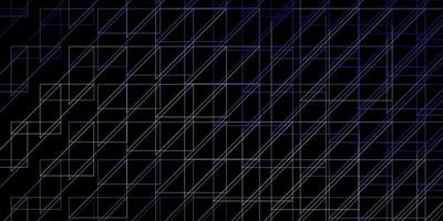 dunkelviolette Vektortextur mit Linien. vektor