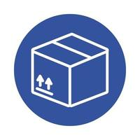 rutan leverans service block stil