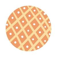 linjer och punkter organiska mönster block stil