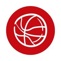 basket block stil ikon